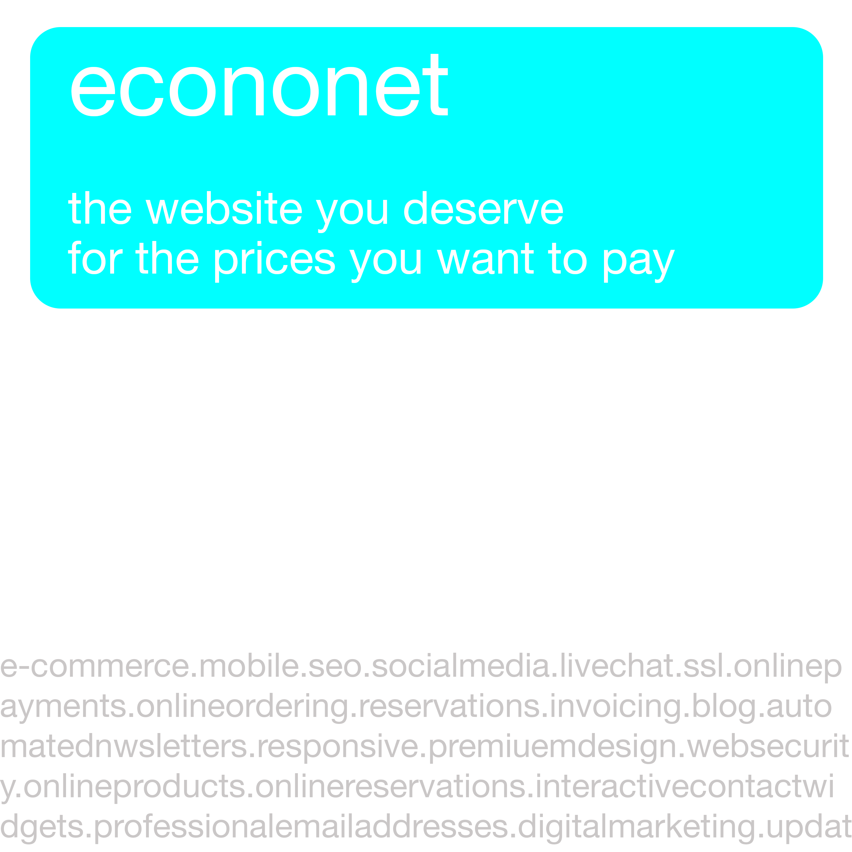 econoNet